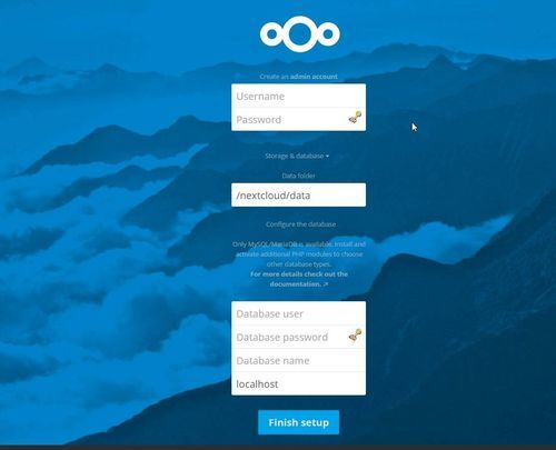 configuration nextcloud