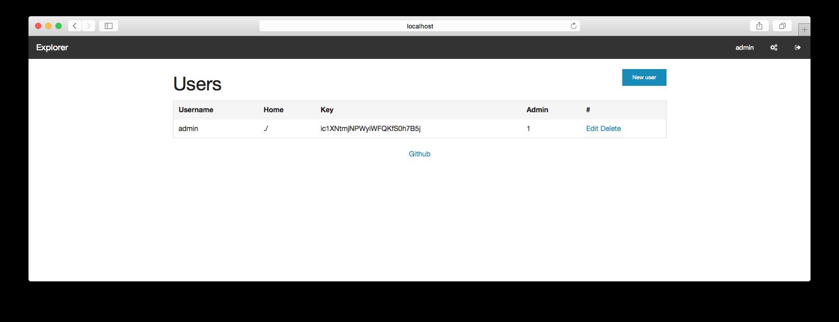 Script] Explorer - Un directory listing léger sous nodejs - mondedie fr
